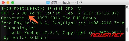 mac系统切换php,设置命令行里面的php - 001_mac_php