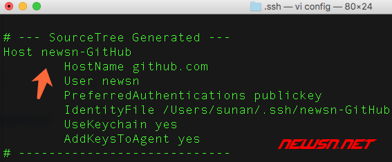 如何利用sourcetree管理github项目 - 020