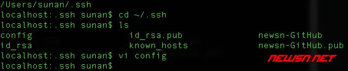 如何利用sourcetree管理github项目 - 023