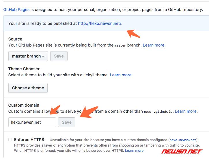 hexo博客免费完美托管到的github的关键步骤调整 - 020