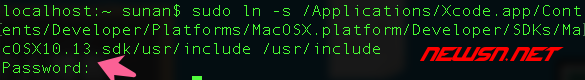 mac系统,phpize的那些事儿 - error_autoconf_3