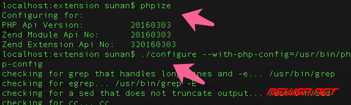 mac系统,phpize的那些事儿 - 002
