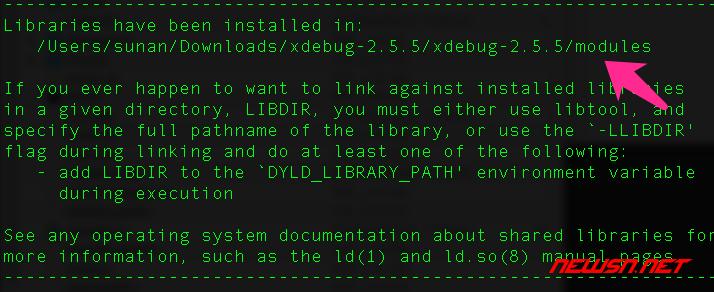 苏南大叔:如何安装php扩展xdebug之编译篇 - make_2