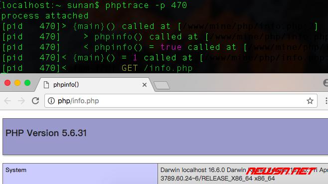 如何使用php扩展phptrace来分析源码 - phptrace_info_4