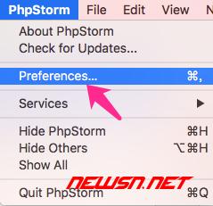 phpstromr如何结合xdebug断点调试php程序? - menu