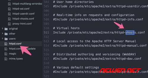 apache如何配置基于php的vhost网站 - 000