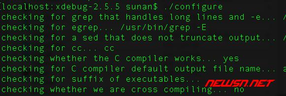 如何安装php扩展xdebug之编译篇 - configure