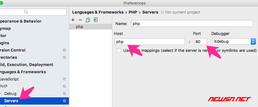 phpstromr如何结合xdebug断点调试php程序? - 002