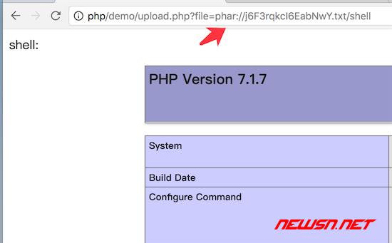 利用phar文件构建php一句话木马的poc - shell2