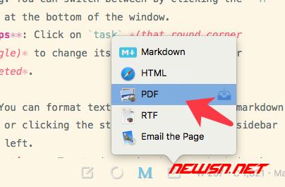 mac系统markdown写作软件推荐 - 030