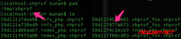 如何使用 php 代码分析工具 xhprof - log
