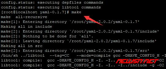 苏南大叔:centos,如何编译安装 php72 的 yaml 扩展 - 007_libyaml