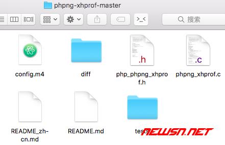 php性能分析利器xhprof扩展安装(php7.2.0b3) - folder_dir