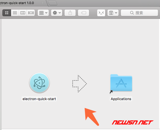 electron-builder打包工具的最简化使用 - 004_dmg