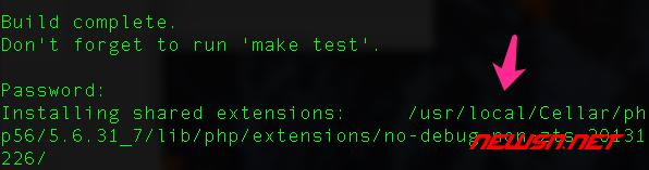 php性能分析利器xhprof扩展安装(php5.6.31) - 002