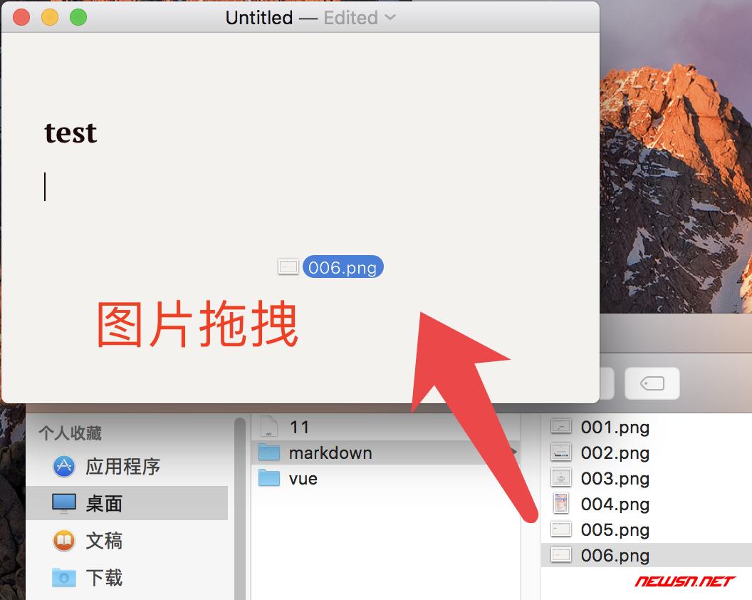 mac系统markdown写作软件推荐 - 007
