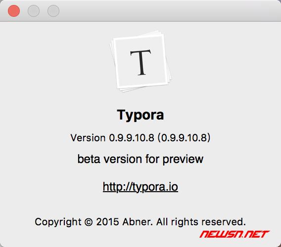 mac系统markdown写作软件推荐 - 003