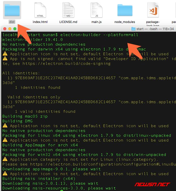 electron-builder打包工具的最简化使用 - 002_all