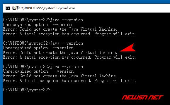 "java8报错""Could not create the Java Virtual Machine""解决方案 - java000"