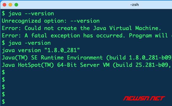 "java8报错""Could not create the Java Virtual Machine""解决方案 - java002"