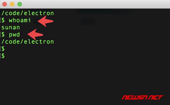 配置mac的终端,简化默认提示符 - plus