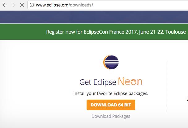 mac下安装eclipse时java运行时的问题 - eclipse_000