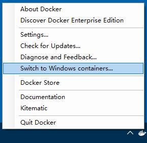 win10系统,如何安装docker和kitematic - docker_win_09