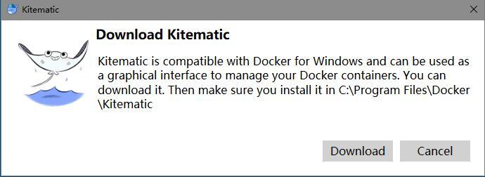 win10系统,如何安装docker和kitematic - docker_win_05